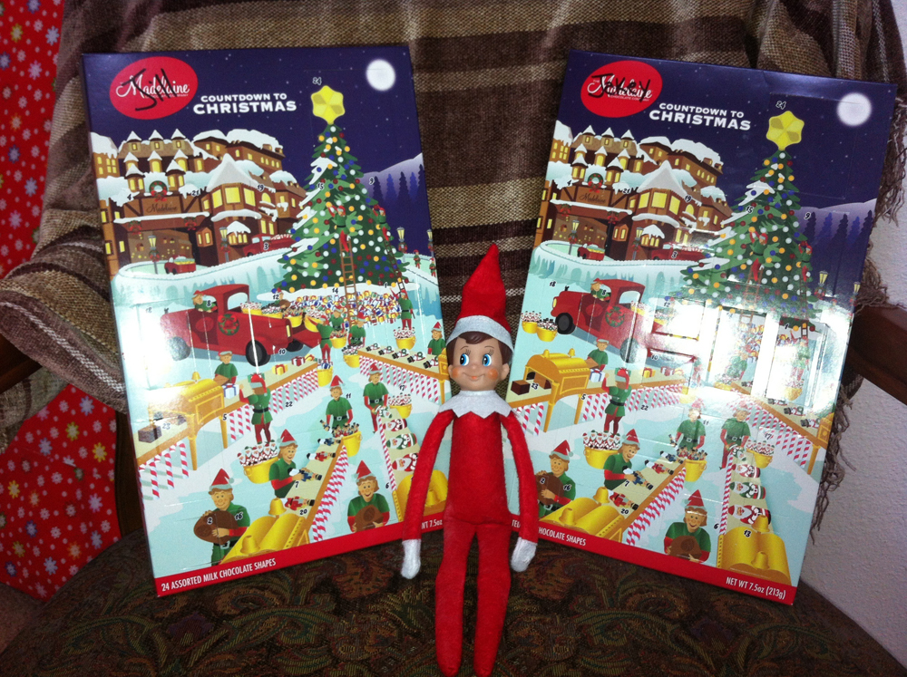 Elf On The Shelf Gets Mischievous The Village