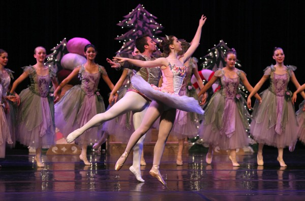 The Sebastopol Ballet will perform their version of the Nutcracker this weekend at Analy High School.