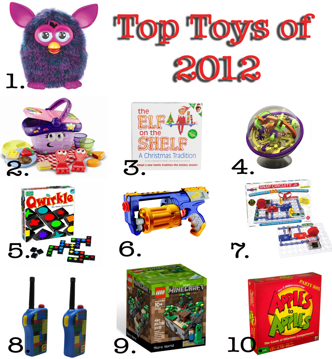 Top Toys 1 2012