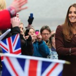 Kate Middleton visits Grimsby -1744179