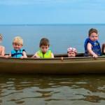 kids canoe